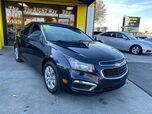 2016 Chevrolet Cruze Limited 4d Sedan LS Auto
