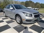 2016 Chevrolet Cruze Limited 4d Sedan LT w/1LT Auto