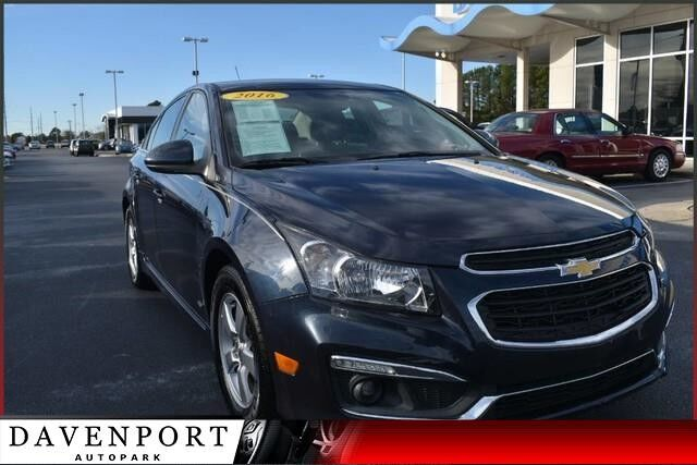 2016 Chevrolet Cruze Limited 4dr Sdn Auto LT w/1LT Rocky Mount NC