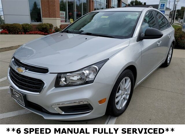 2016 Chevrolet Cruze Limited L Mayfield Village OH