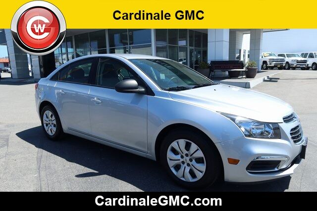 2016 Chevrolet Cruze Limited L Seaside CA
