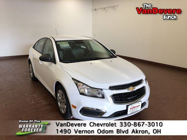 2016 Chevrolet Cruze Limited LS Akron OH