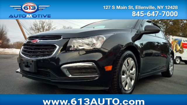 2016 Chevrolet Cruze Limited LS Auto Ulster County NY