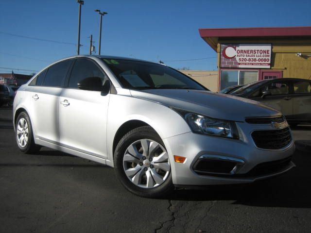 2016 Chevrolet Cruze Limited LS Auto Tucson AZ