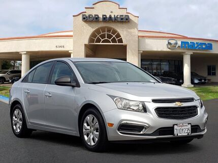 2016_Chevrolet_Cruze Limited_LS_ Carlsbad CA