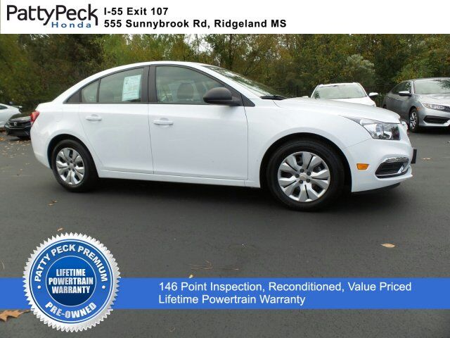 2016 Chevrolet Cruze Limited LS FWD Jackson MS