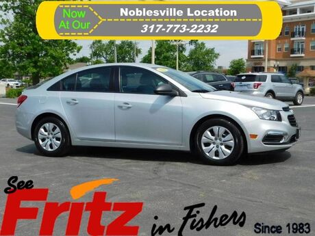2016 Chevrolet Cruze Limited LS Fishers IN