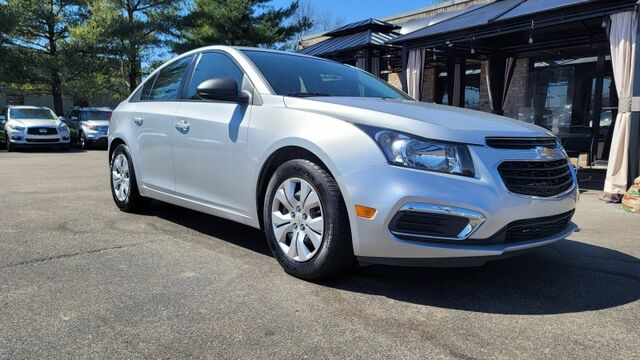 2016 Chevrolet Cruze Limited LS Georgetown KY