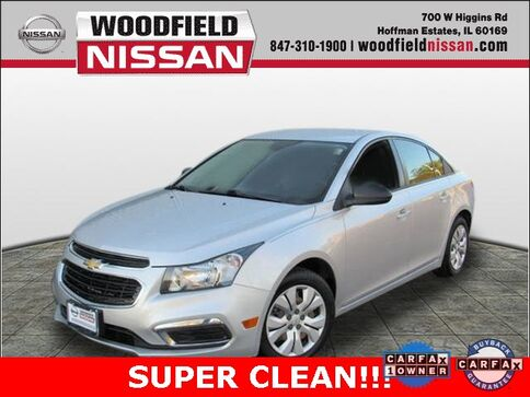 2016_Chevrolet_Cruze Limited_LS_ Hoffman Estates IL