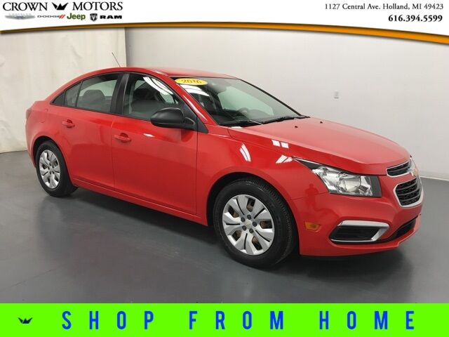 2016 Chevrolet Cruze Limited LS Holland MI