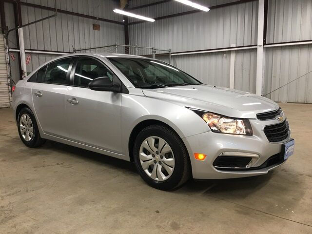2016 Chevrolet Cruze Limited LS Mercedes TX