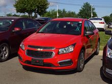 2016_Chevrolet_Cruze Limited_LS_ Mooresville NC