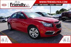 2016_Chevrolet_Cruze Limited_LS_ New Port Richey FL
