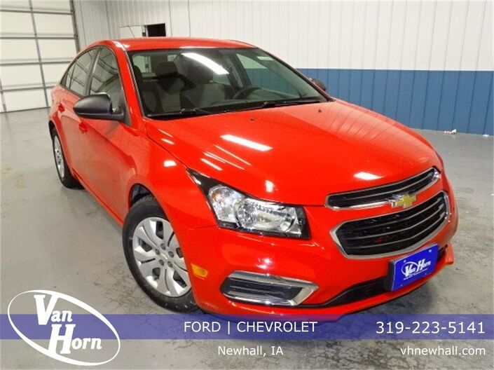 2016 Chevrolet Cruze Limited LS Plymouth WI