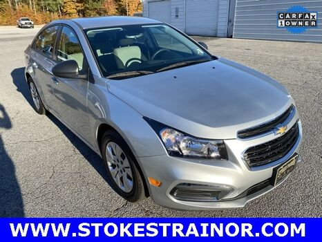 2016_Chevrolet_Cruze Limited_LS_ Aiken SC