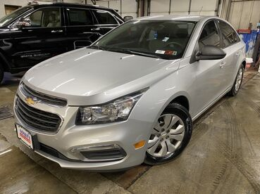 2016_Chevrolet_Cruze Limited_LS_ Worcester MA