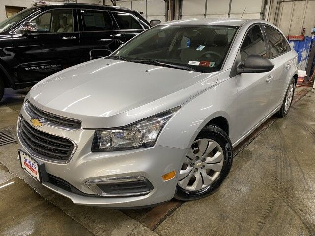 2016 Chevrolet Cruze Limited LS Worcester MA