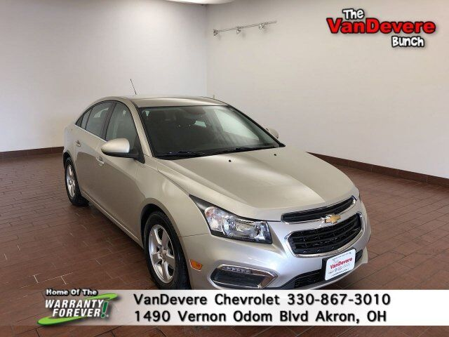 2016 Chevrolet Cruze Limited LT Akron OH