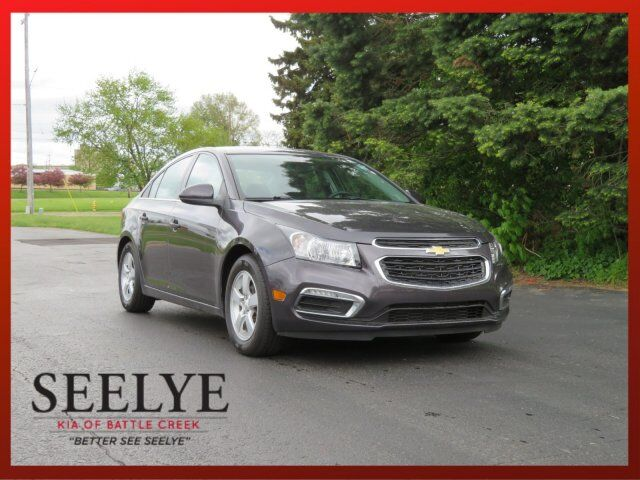 2016 Chevrolet Cruze Limited LT Battle Creek MI