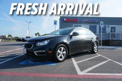 2016 Chevrolet Cruze Limited LT Brownsville TX