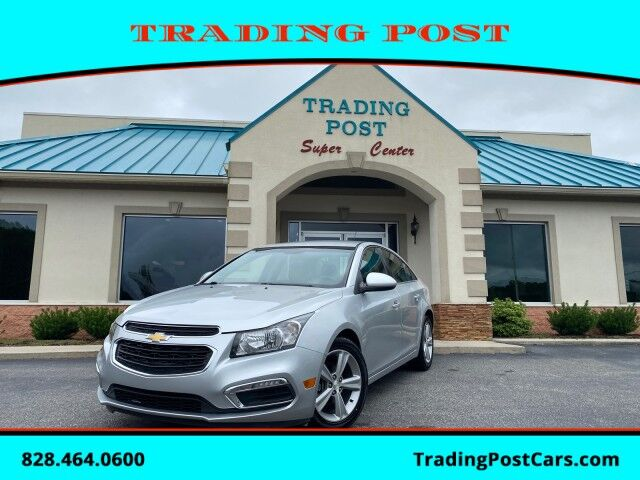 2016_Chevrolet_Cruze Limited_LT_ Conover NC