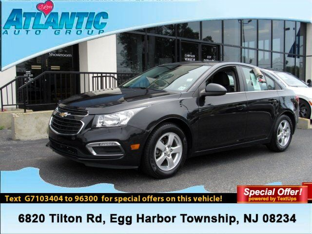 2016 Chevrolet Cruze Limited LT Egg Harbor Township NJ