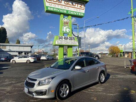 2016 Chevrolet Cruze Limited LT Eugene OR