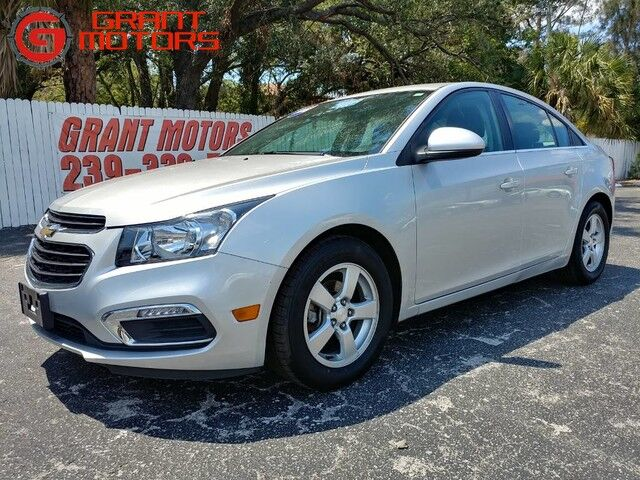 2016_Chevrolet_Cruze Limited_LT_ Fort Myers FL