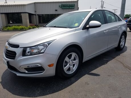 2016 Chevrolet Cruze Limited LT Fort Wayne Auburn and Kendallville IN