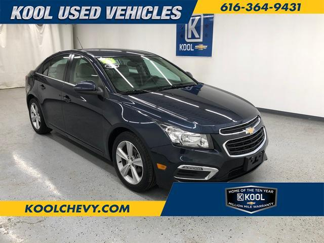 2016 Chevrolet Cruze Limited LT Grand Rapids MI