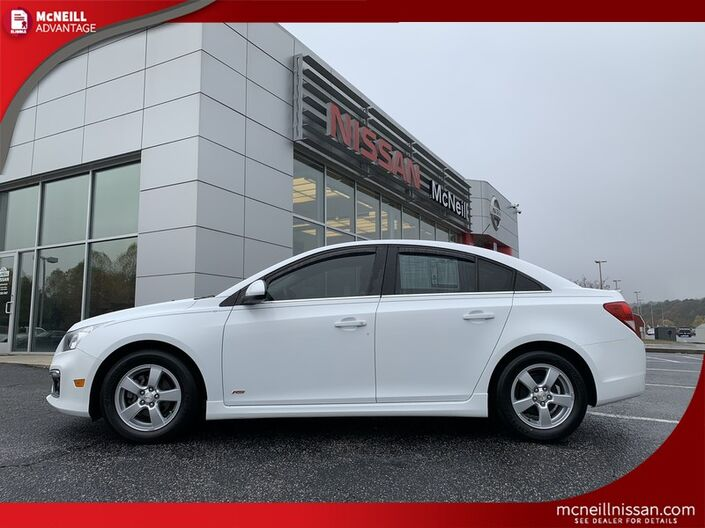2016 Chevrolet Cruze Limited LT High Point NC