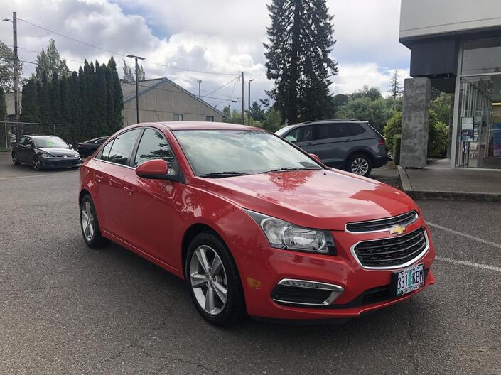 2016 Chevrolet Cruze Limited LT McMinnville OR
