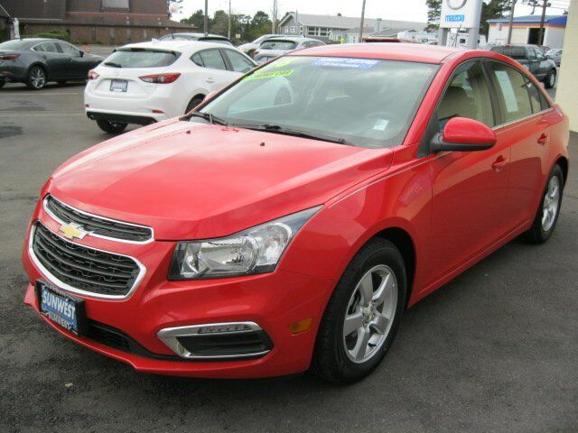 2016 Chevrolet Cruze Limited LT Newport OR