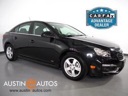 2016_Chevrolet_Cruze Limited LT_*RS PACKAGE, AUTOMATIC, MULTI-FUNCTION STEERING WHEEL, CRUISE CONTROL, FRONT BUCKET SEATS, ALLOY WHEELS, REAR SPOILER, BLUETOOTH_ Round Rock TX