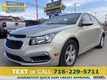 2016_Chevrolet_Cruze Limited_LT Sedan Low Miles_ Buffalo NY