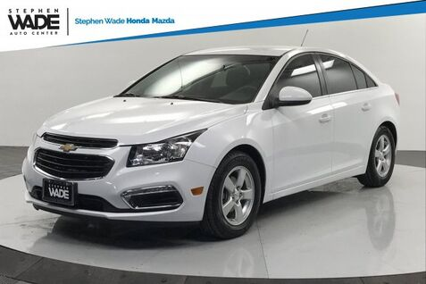 2016_Chevrolet_Cruze Limited_LT_ St George UT
