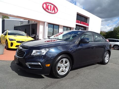 2016_Chevrolet_Cruze Limited_LT_ Swansea MA