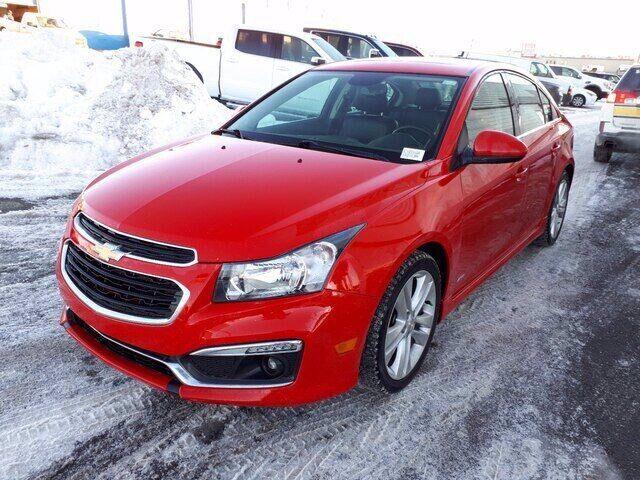 2016 Chevrolet Cruze Limited LT W/2LT   BACKUP CAMERA Calgary AB