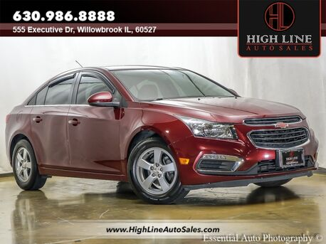 2016_Chevrolet_Cruze Limited_LT_ Willowbrook IL