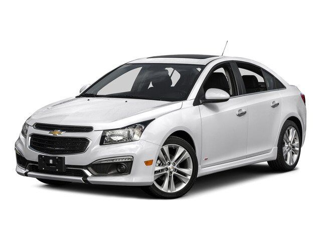2016 Chevrolet Cruze Limited LT Green Bay WI