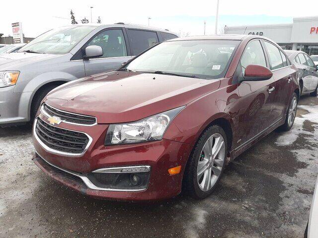 2016 Chevrolet Cruze Limited LTZ Auto Calgary AB