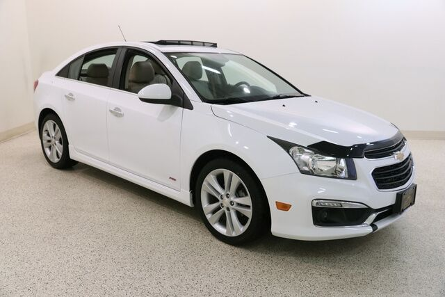 2016 Chevrolet Cruze Limited LTZ Auto Mentor OH