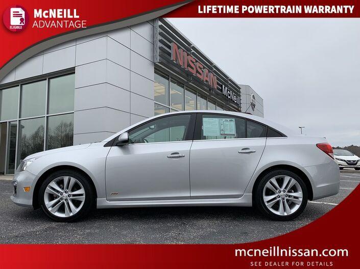 2016 Chevrolet Cruze Limited LTZ High Point NC
