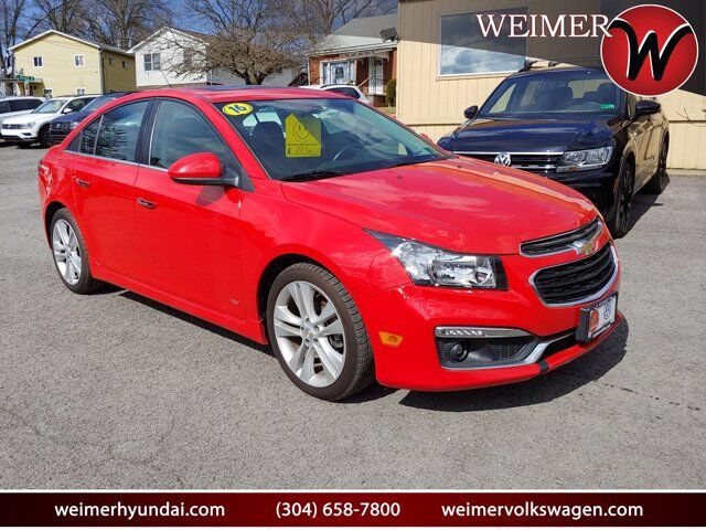 2016 Chevrolet Cruze Limited LTZ Morgantown WV