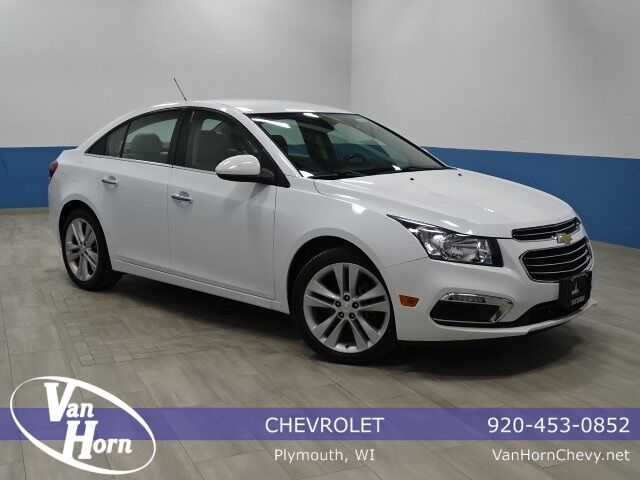 2016 Chevrolet Cruze Limited LTZ Plymouth WI