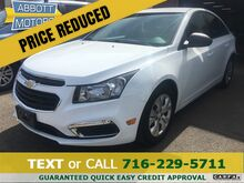 2016_Chevrolet_Cruze Limited_w/Low Miles & Factory Warranty_ Buffalo NY