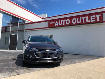 2016_Chevrolet_Cruze_Premier_ Richmond KY
