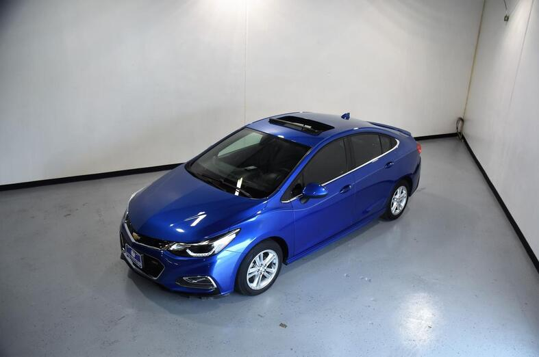 2016 Chevrolet Cruze RS PACKAGE SUNROOF Houston TX