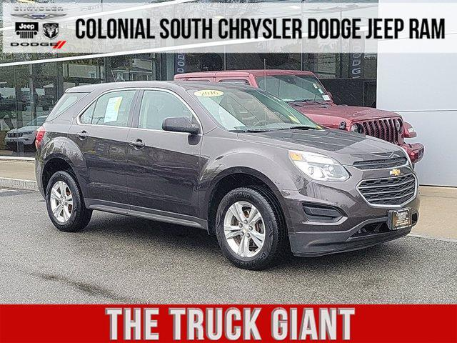 2016 Chevrolet Equinox AWD 4dr LS Dartmouth MA