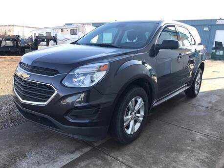2016_Chevrolet_Equinox_AWD Factory Warranty to 160k ~ Back up Cam ~ Keyless Entry ~ EZ Financing Low $185 b/w  888-299-8130_ Sherwood Park AB